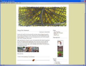 Janella.com Home Page